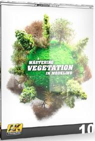Learning 10: Mastering Vegetation in Modeling Book #AKI295