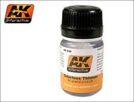 AK Interactive  Thinner Odorless Enamel Thinner 35ml Bottle AKI49