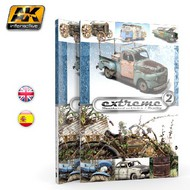 AK Interactive  AK Xtreme Extreme 2: Weathered Vehicles/Reality Book AKI503
