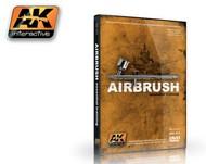AK Interactive  Airbrush Airbrush Essential Training (NTSC) DVD AKI653