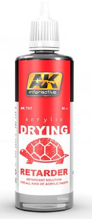 Acrylic Drying Retarder 60ml Bottle #AKI737