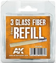 Refill for Glass Fiber Pencil 4mm #AKI8065