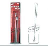 Stainless Steel Stirring Bars for Modeling (2) #AKI8207