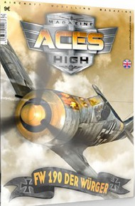 Aces High Magazine Issue 11: Fw.190 Der Wurger #AKIAH11