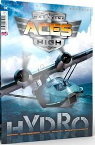 AK Interactive   Aces High Magazine Issue 12: Hydro AKIAH12