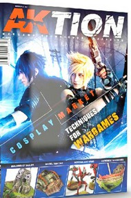 Aktion Wargame Magazine Issue 2: Techniques for Wargames #AKIAK2