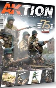 Aktion Wargame Magazine Issue 3: 75th D-Day Anniversary #AKIAK3