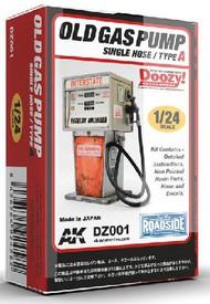 AK Interactive  1/24 Doozy Series: Interstate Old Gas Pump w/Single Hose (Resin) AKIDZ1