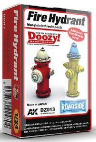 AK Interactive  1/24 Doozy Series: Fire Hydrants (2) (Resin) AKIDZ13