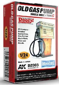 AK Interactive  1/24 Doozy Series: Pure NoLead Old Gas Pump w/Single Hose (Resin) AKIDZ3