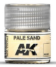 AK Interactive  AK Real Colors Real Colors: Pale Sand Acrylic Lacquer Paint 10ml Bottle AKIRC18