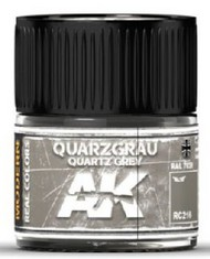 AK Interactive  AK Real Colors Real Colors: Quartz Grey RAL7039 Acrylic Lacquer Paint 10ml Bottle AKIRC216