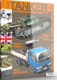 AK Interactive   Tanker Magazine Issue 9: Rarities & Variants AKIT9