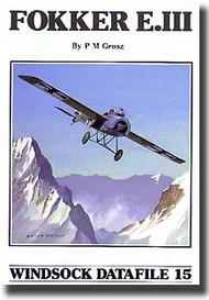 Albatros Publications   N/A Fokker E.III ALD15