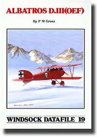 Albatros Publications   N/A Albatros (OEF) D.III ALD19