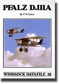 Albatros Publications   N/A Pfalz. D.IIIa ALD21