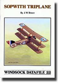 Albatros Publications   N/A Sopwith Triplane ALD22