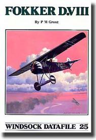 Albatros Publications   N/A Fokker D.VIII WSDA025