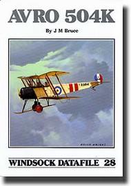 Albatros Publications   N/A Avro 504k WSDA028