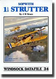 Albatros Publications   N/A 1 1/2 Strutter WSDA034