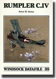 Albatros Publications   N/A Rumpler C.IV ALD35