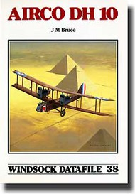 Albatros Publications   N/A DH-10 WSDA038