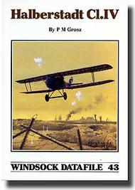 Albatros Publications   N/A Halberstadt CL.IV WSDA043