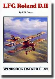Albatros Publications   N/A Roland D.II WSDA047