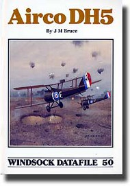 Albatros Publications   N/A DH-5 WSDA050