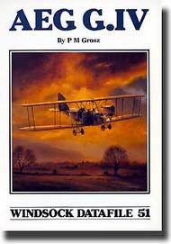 Albatros Publications   N/A AEG G.IV WSDA051