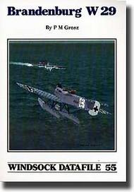 Albatros Publications   N/A Brandenburg W.29 WSDA055