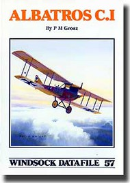 Albatros Publications   N/A Albatros C.1 WSDA057