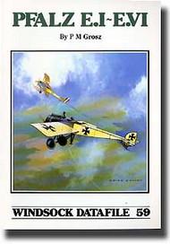 Albatros Publications   N/A Pfalz E.I to E.V WSDA059