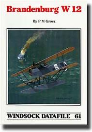 Albatros Publications   N/A Brandenburg W.12 WSDA061