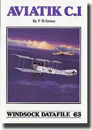 Albatros Publications   N/A Aviatik C.I WSDA063