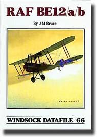 Albatros Publications   N/A RAF BE-12a/b ALD66