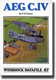 Albatros Publications   N/A AEG C.IV ALD67