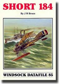 Albatros Publications   N/A Short 184 WSDA085