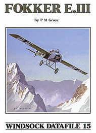 Albatros Publications   N/A Fokker E.III WSDA015