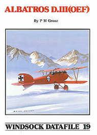 Albatros Publications   N/A Albatros (OEF) D.III WSDA019