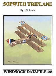 Albatros Publications   N/A Sopwith Triplane WSDA022