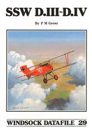 Albatros Publications   N/A Siemens-Schukert D.III/D.IV WSDA029