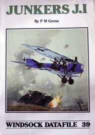 Albatros Publications   N/A Collection - Junkers J.1 WSDA039