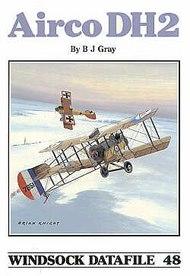 Albatros Publications   N/A DH-2 WSDA048