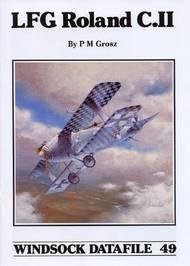 Albatros Publications   N/A Roland C.II WSDA049