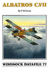 Albatros Publications   N/A Albatros C.VII WSDA077