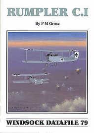 Albatros Publications   N/A Rumpler C.1 WSDA079