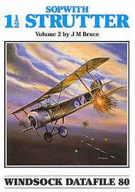 Albatros Publications   N/A 1 1/2 Strutter (Single Seat) WSDA080