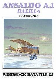 Albatros Publications   N/A Ansaldo A.I Balilla WSDA088