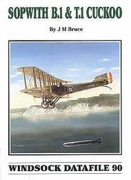 Albatros Publications   N/A Sopwith B.1/T.1 Cuckoo WSDA090